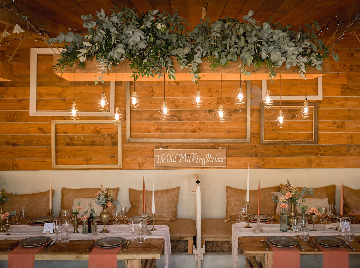 The Cow Shed Wedding Venue