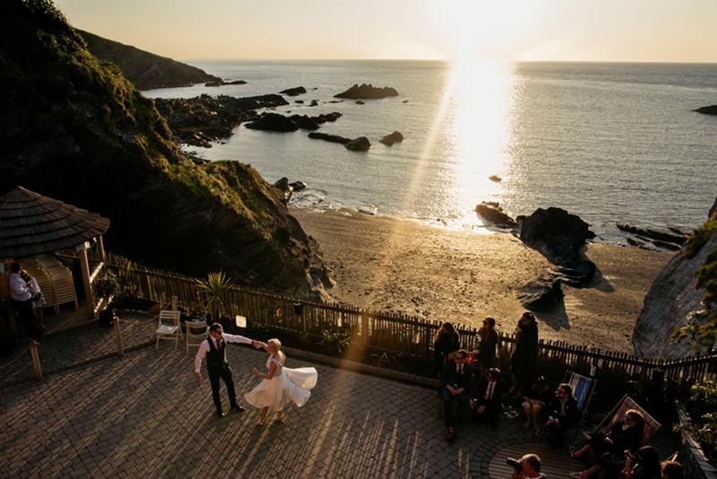 Tunnels Beaches Wedding Venue