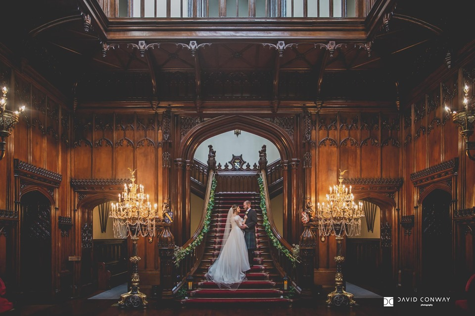 Allerton Castle Wedding Venue