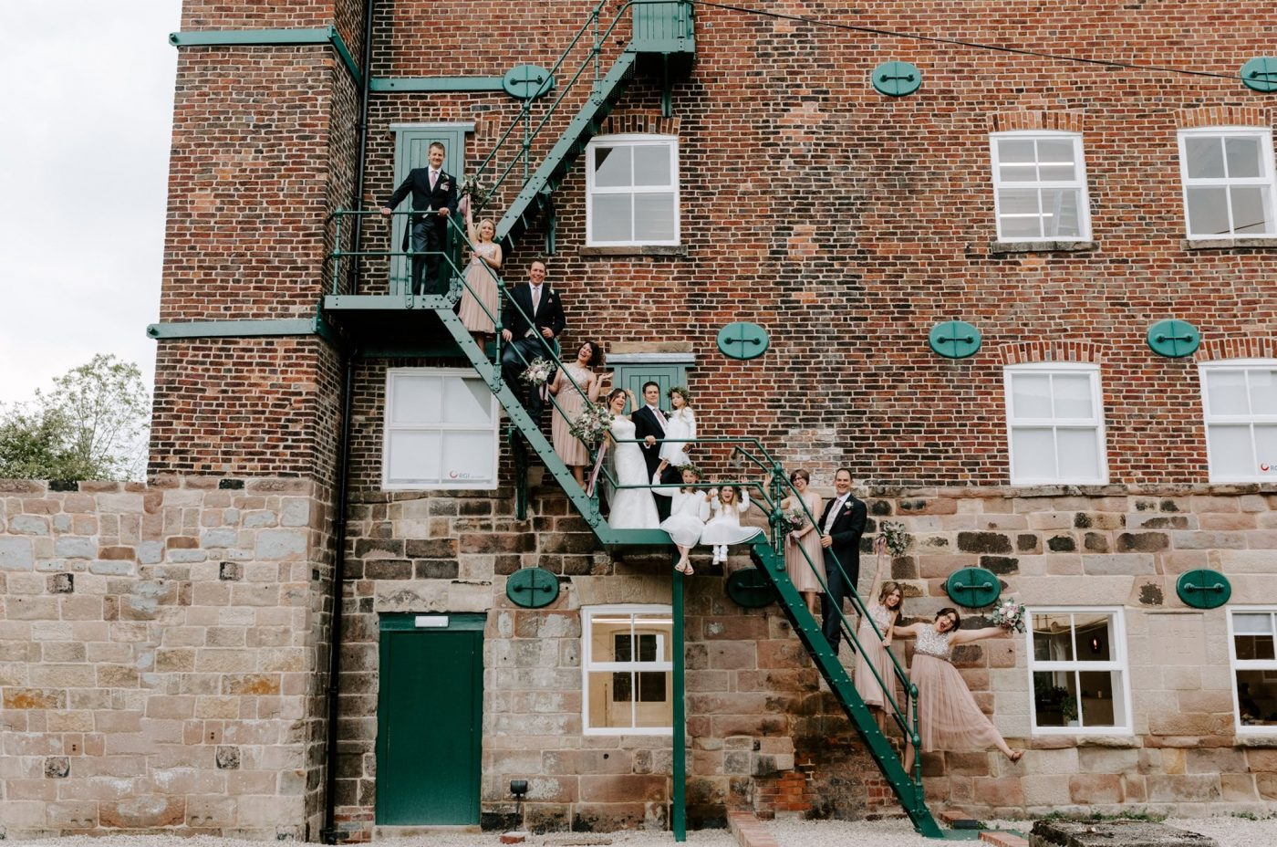 Haarlem Mill Wedding Venue