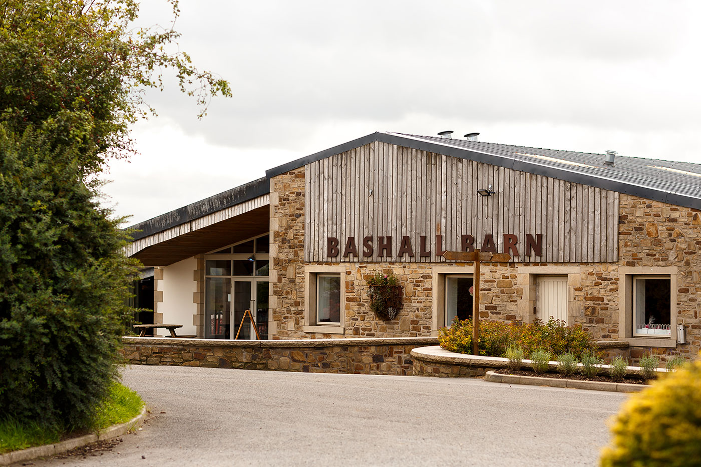 Bashall Barn Wedding Venue