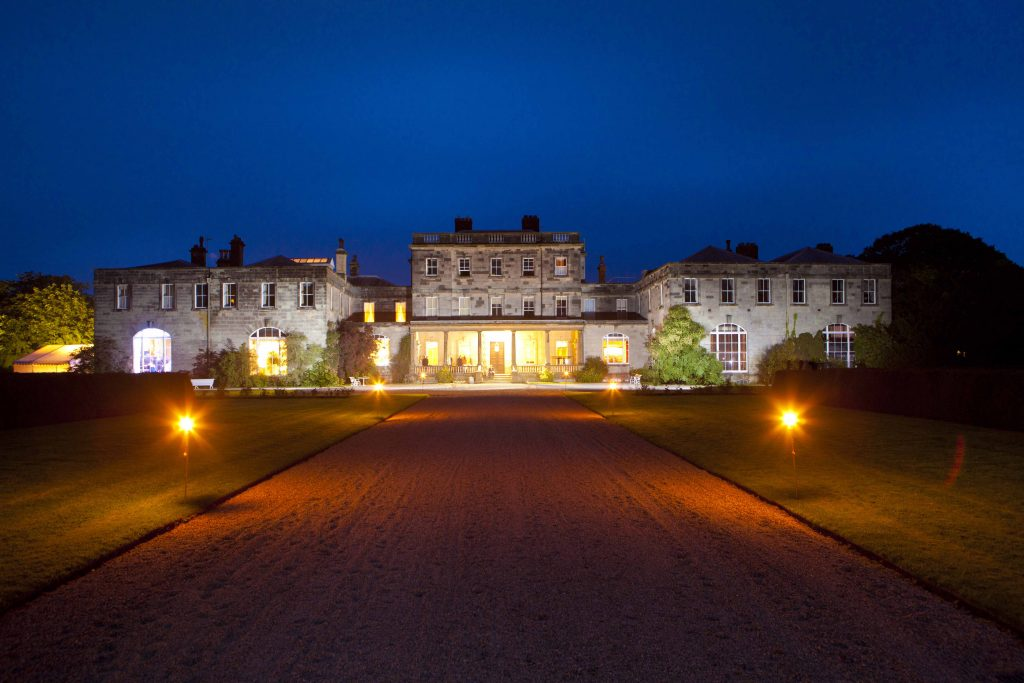 Birdsall House Wedding Venue