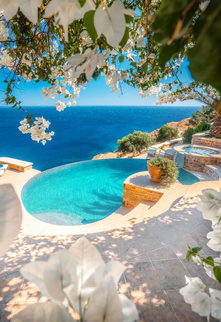 Luxury Greek Island Retreat