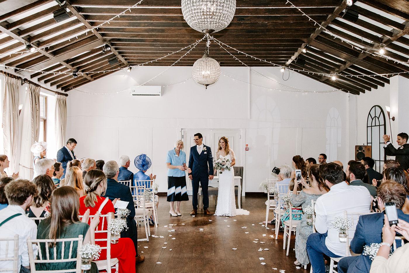 Woodhall Manor Wedding Venue