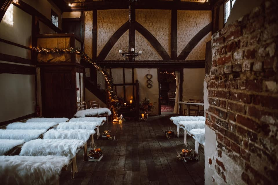 The Pilgrims Rest Wedding Venue