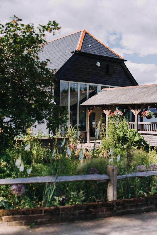 Kimbridge Barn Wedding Venue