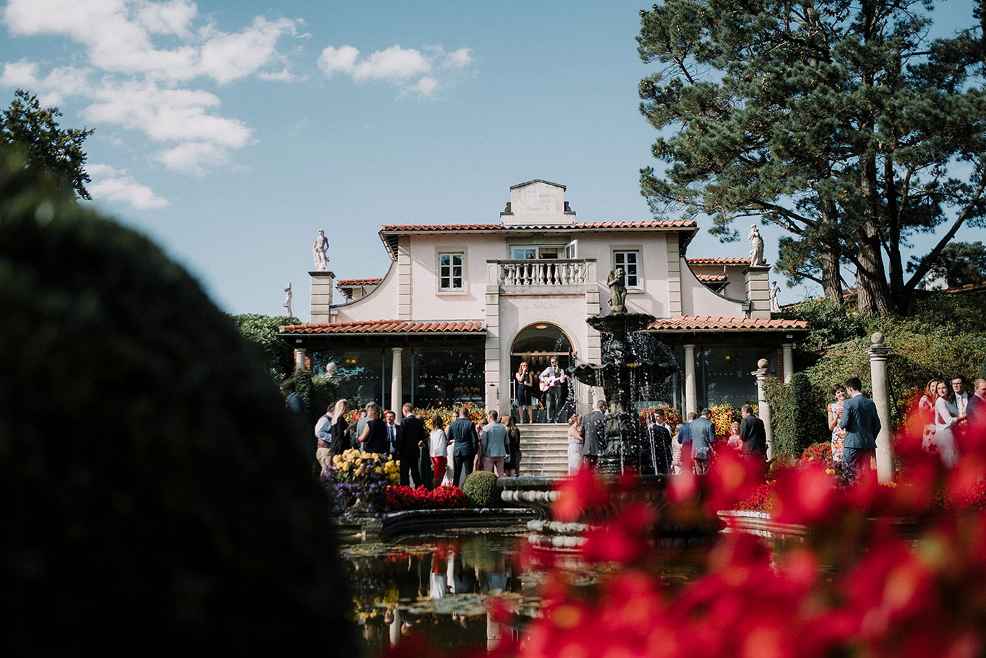 The Italian Villa Wedding Venue