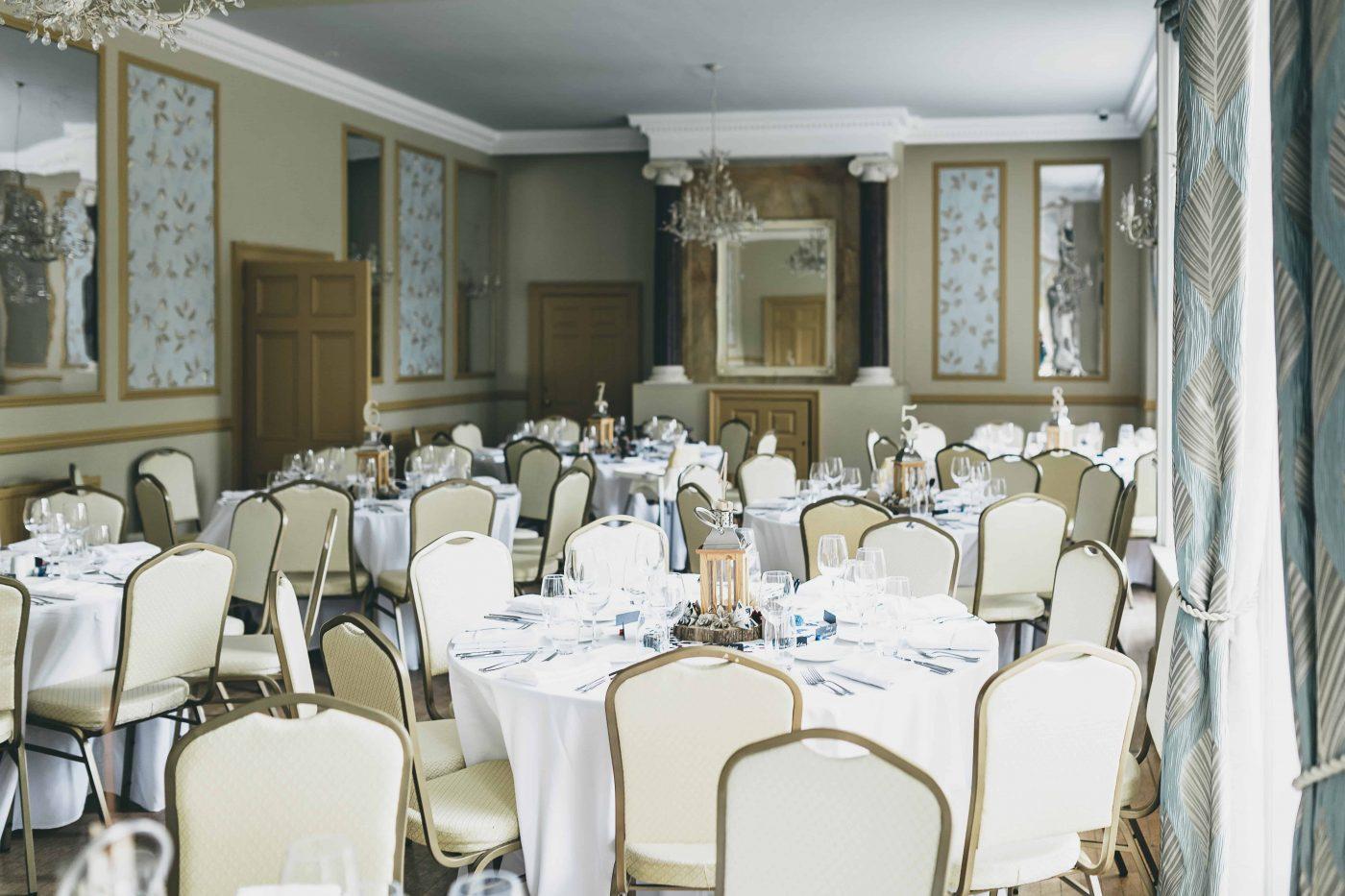 Glenfall House Wedding Venue