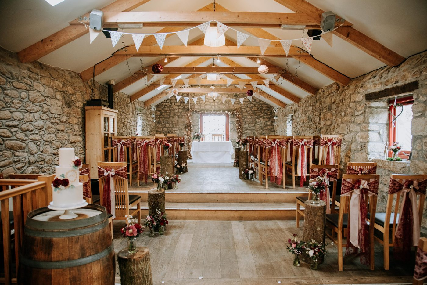 Knightor Winery Wedding Venue