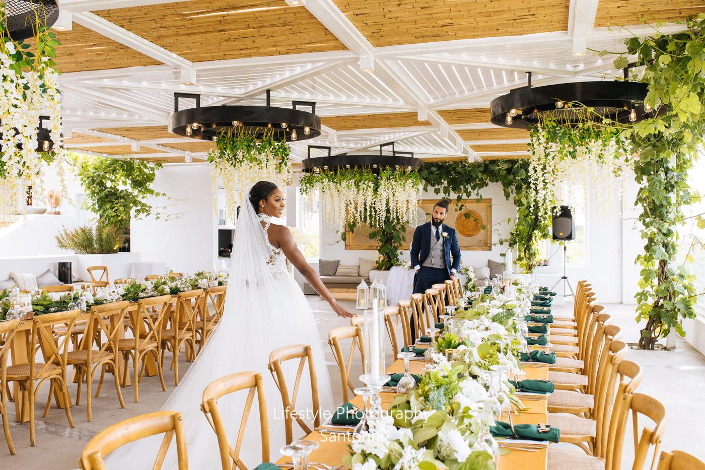 Pyrgos Restaurant Wedding Venue
