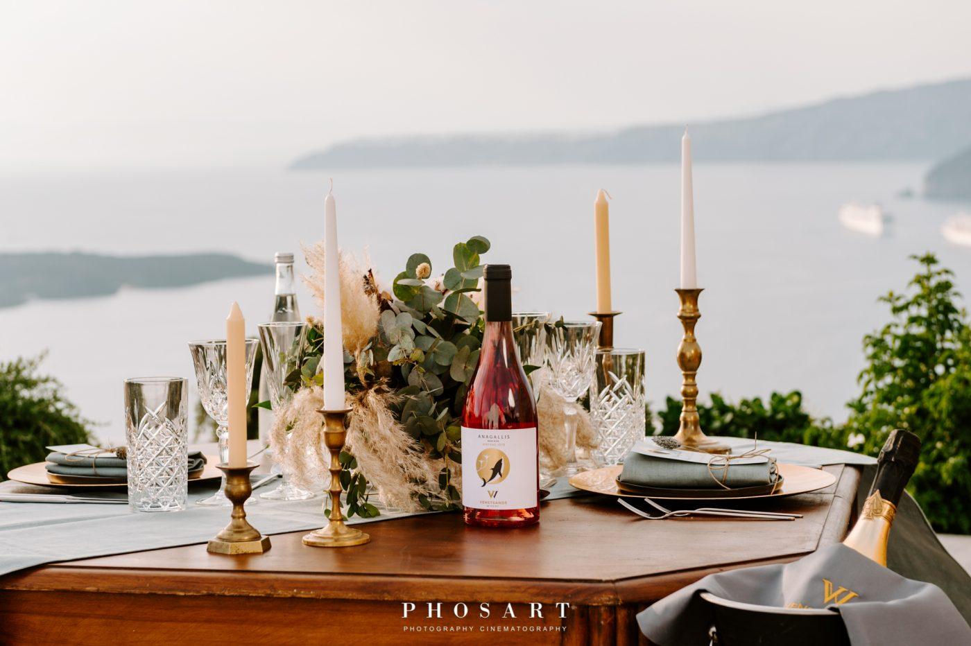 Venetsanos Winery Wedding Venue