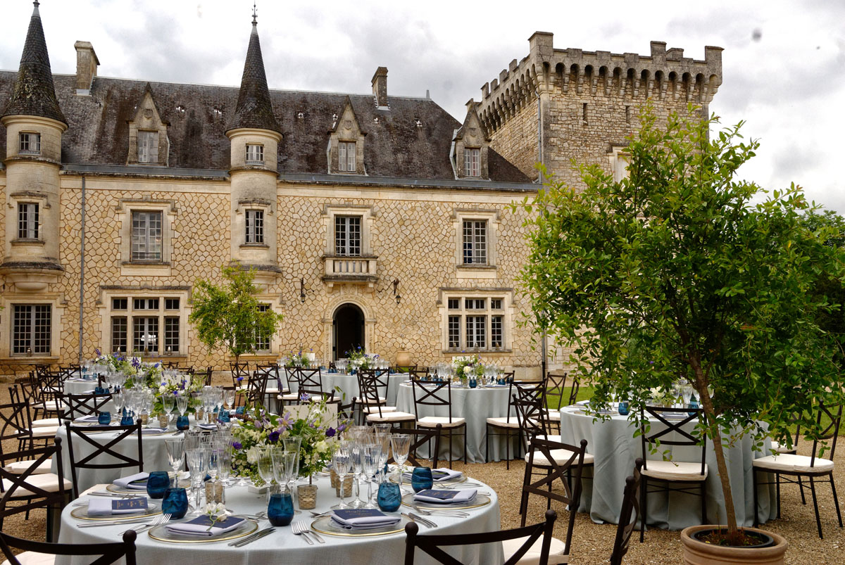 Chateau de la Couronne Wedding Venue