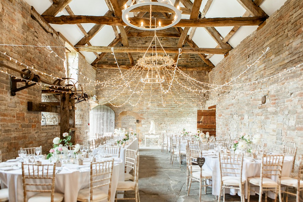 Almonry Barn Wedding Venue