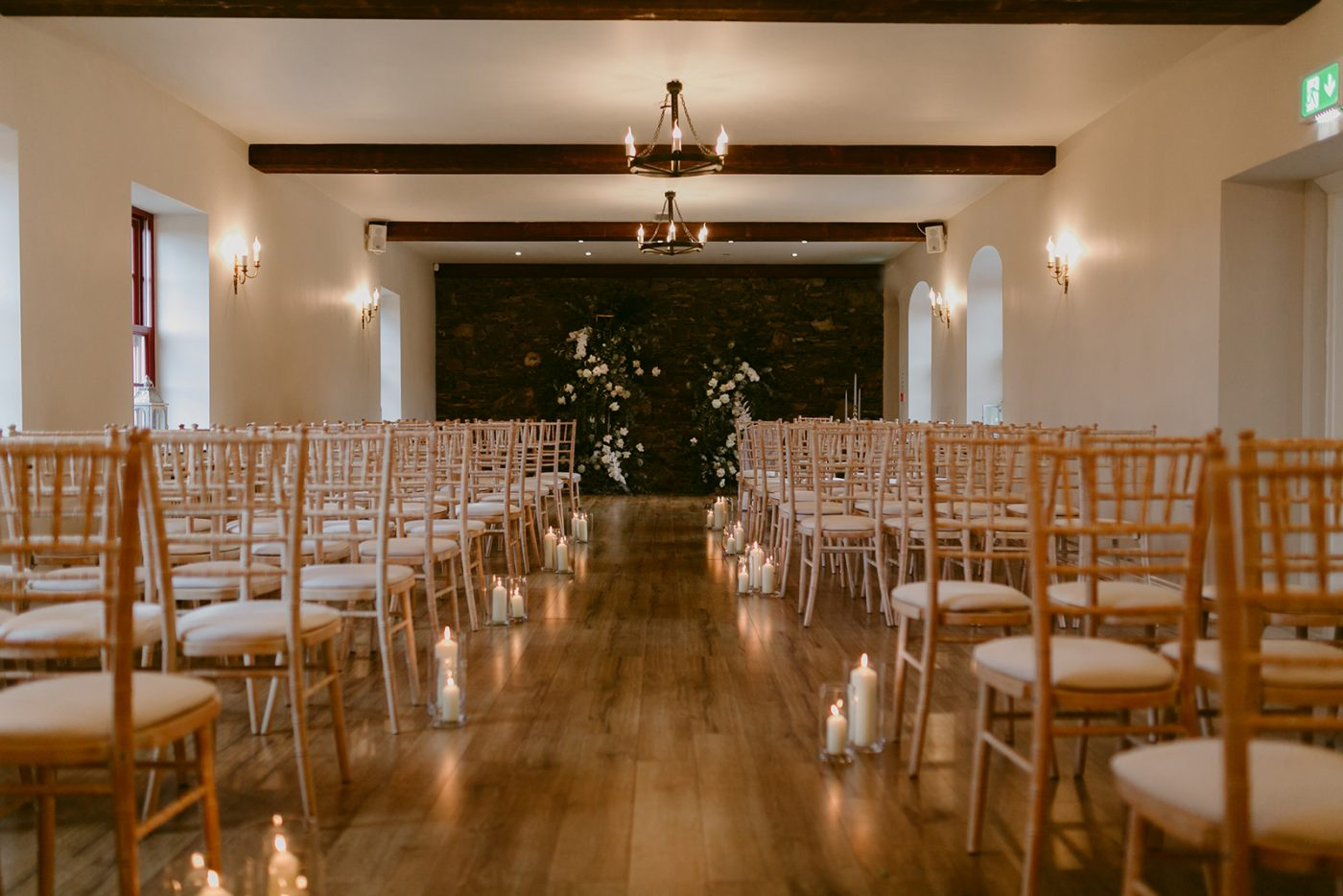 Larchfield Estate Wedding Venue