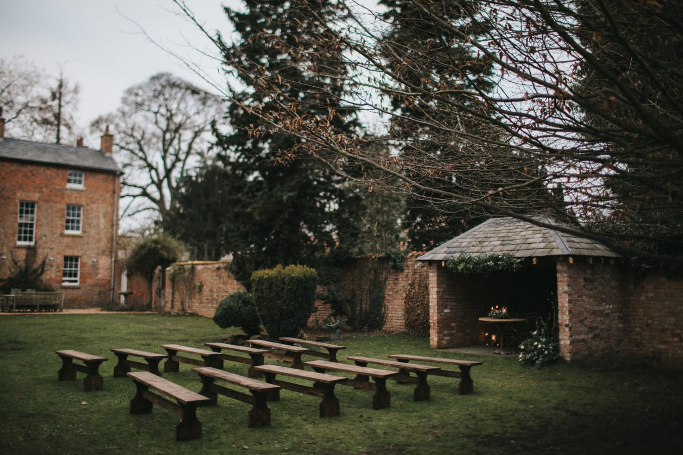 Aswarby Rectory Wedding Venue