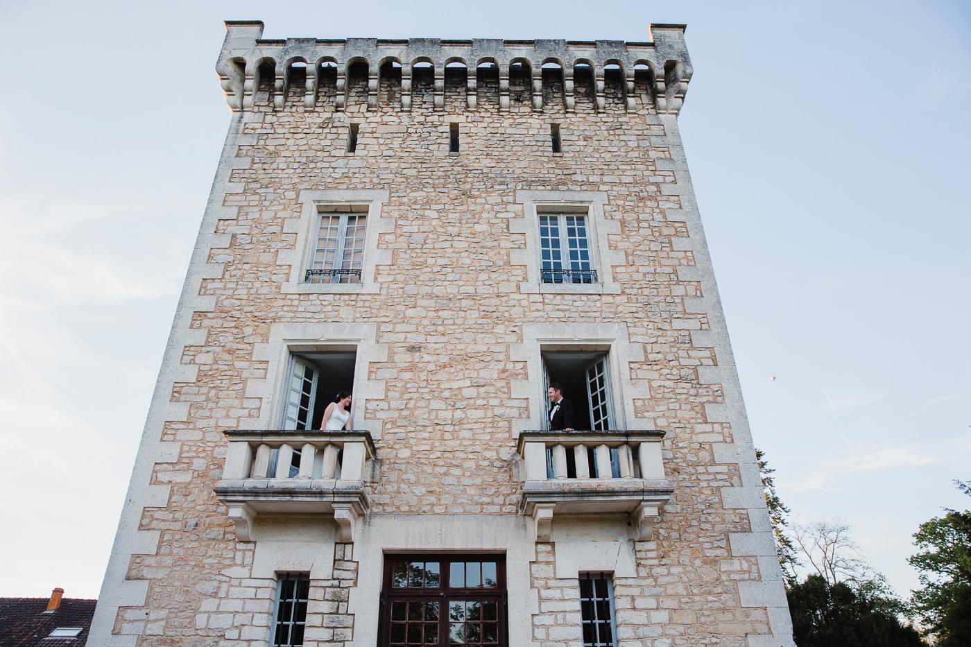 Chateau de la Couronne Wedding Venue
