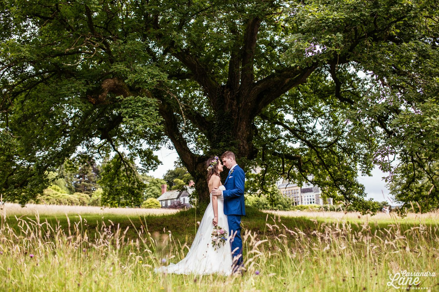 Plas Dinam Country House Wedding Venue