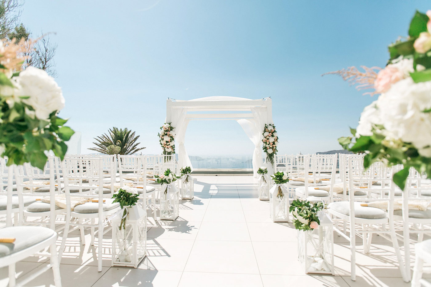 Le Ciel Wedding Venue