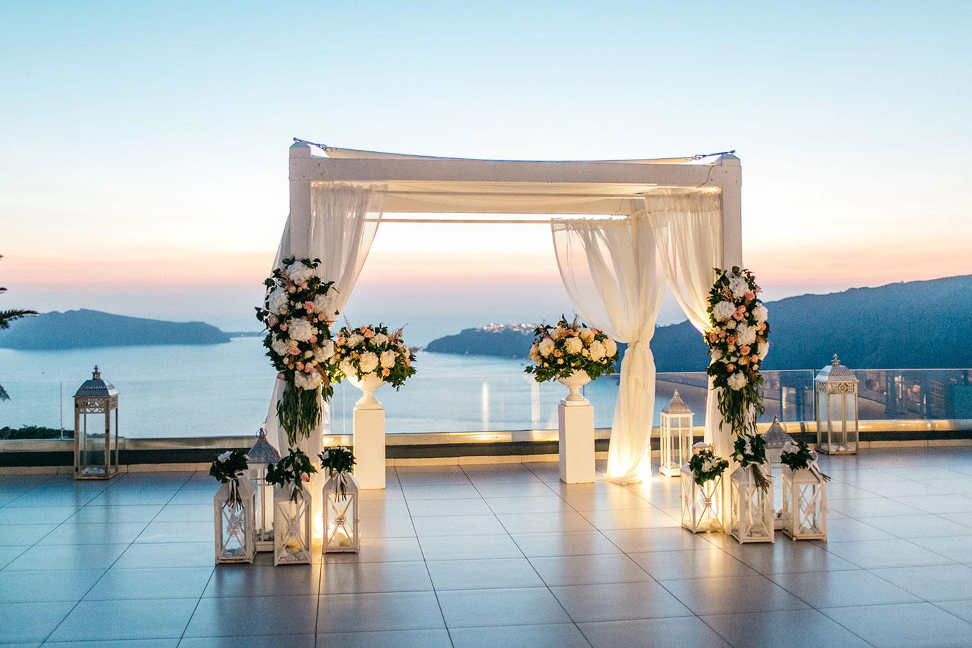 Le Ciel Wedding Venue
