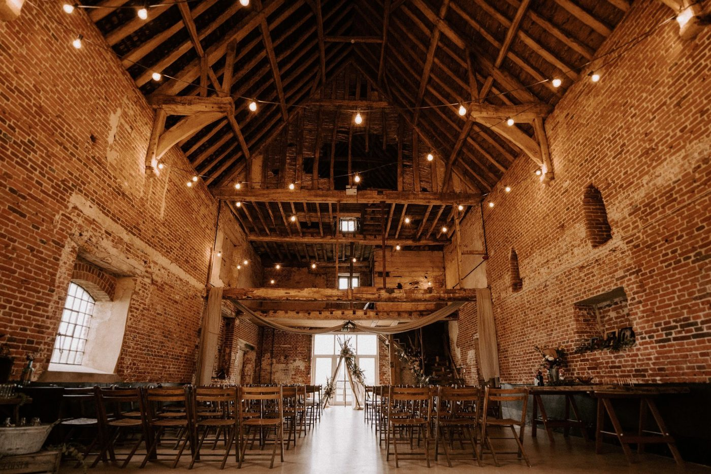 Godwick Great Barn Wedding Venue
