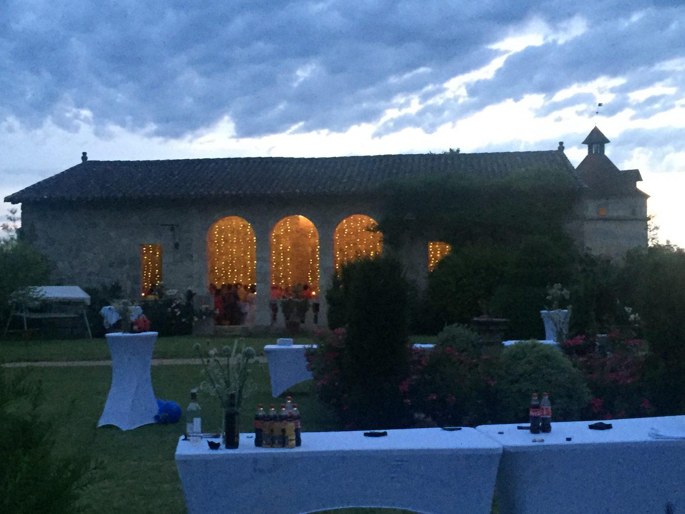 Château du Fréchou Wedding Venue