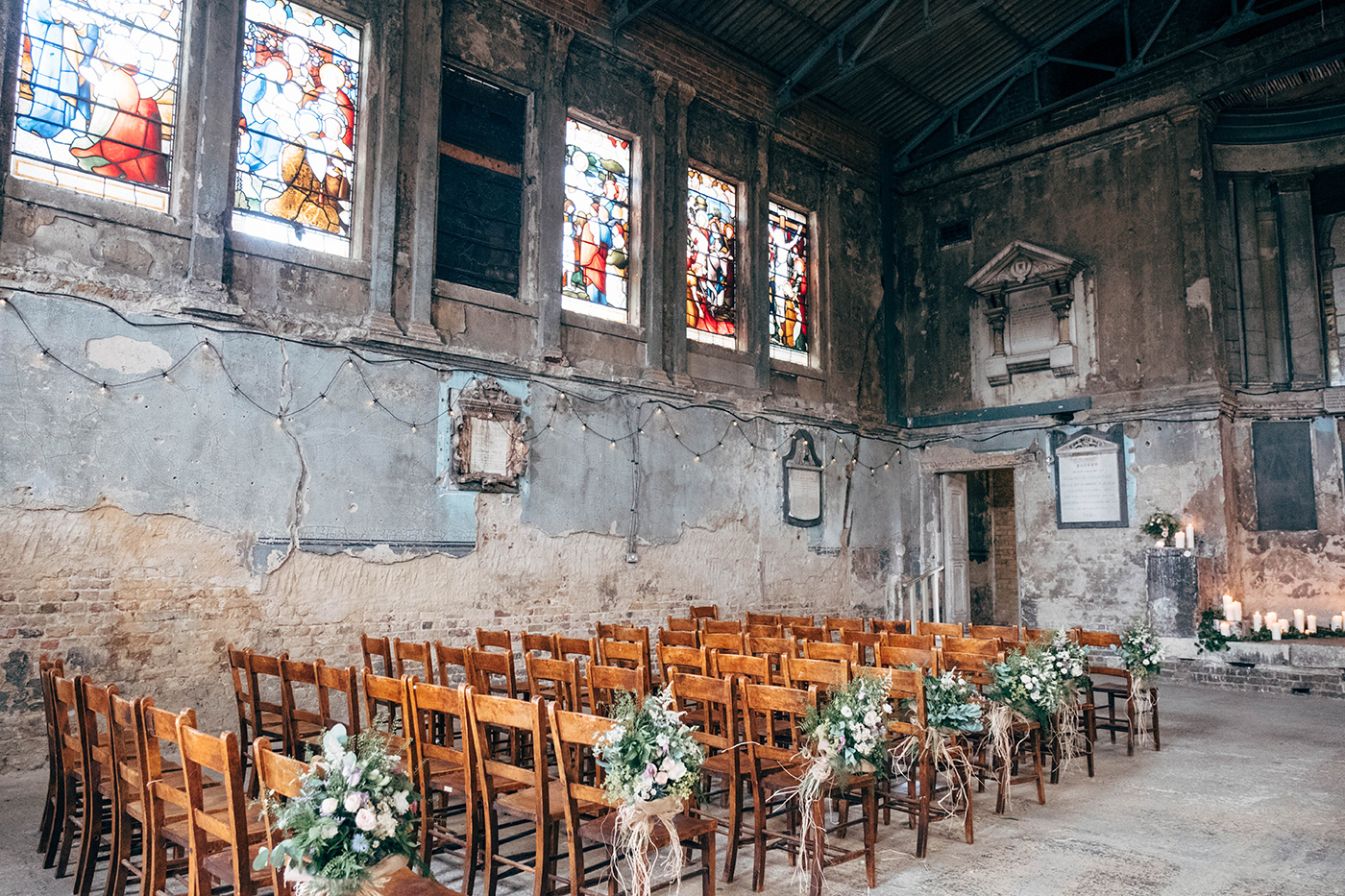 Asylum Chapel Wedding Venue