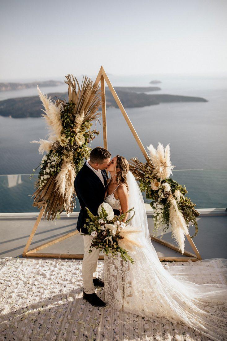 Cocoon Suite Wedding