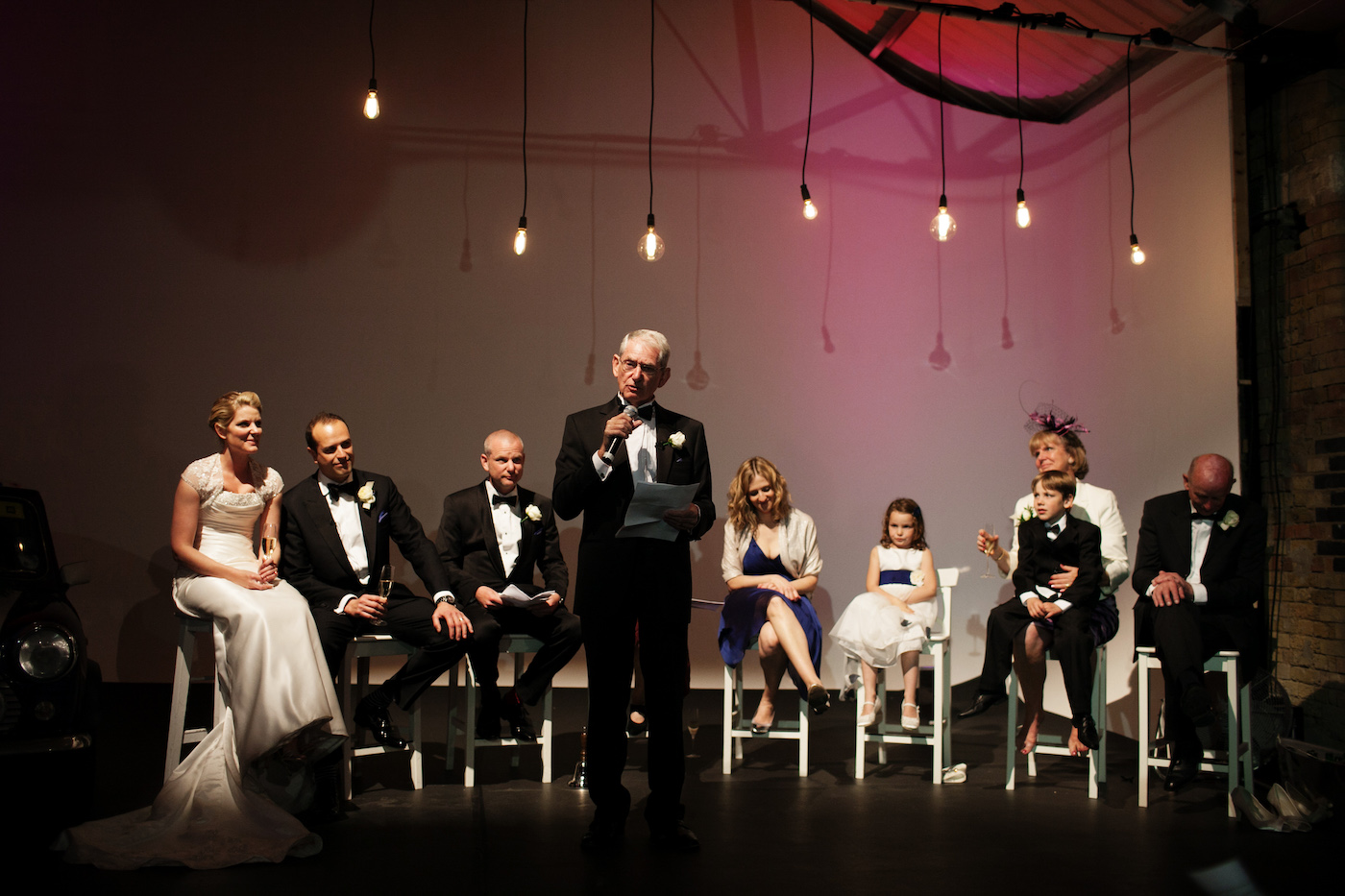 Shoreditch Studios Wedding Venue