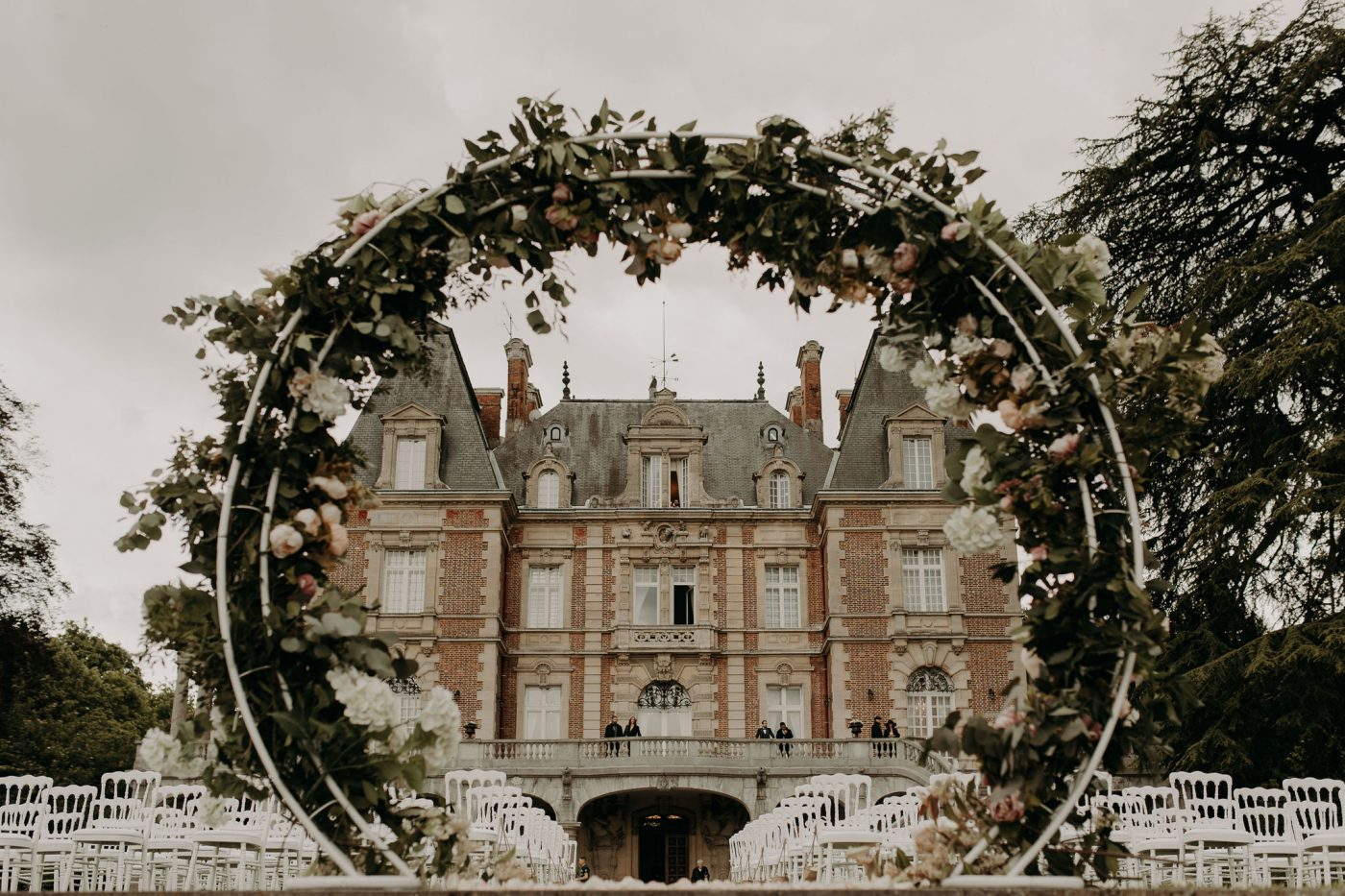 Château Bouffémont Wedding Venue