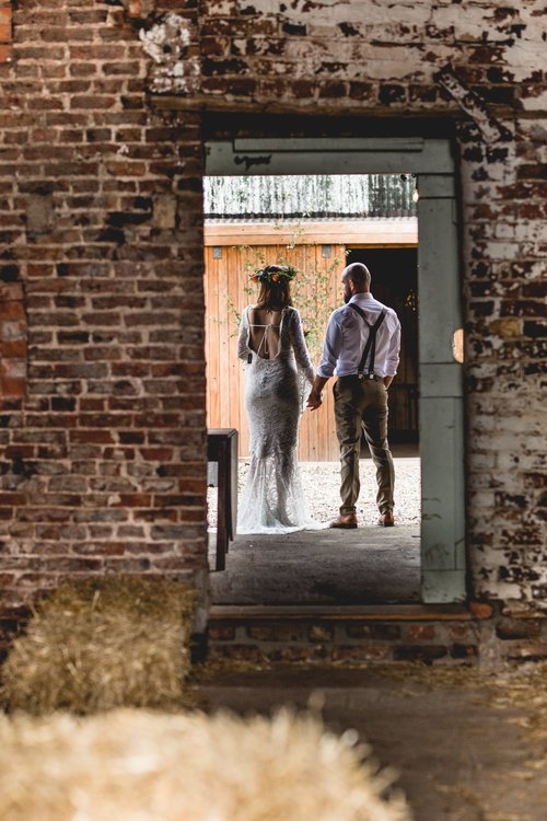The Barns Wedding Venue