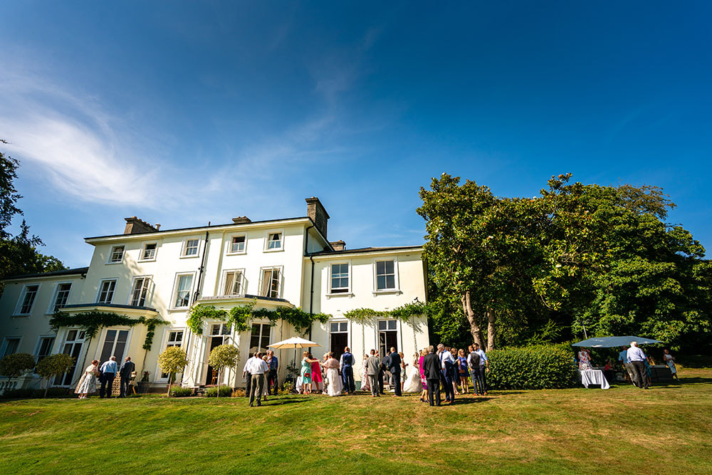 Penton Park Wedding Venue