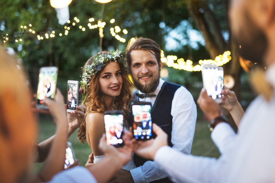 Why You Should Consider An Unplugged Wedding