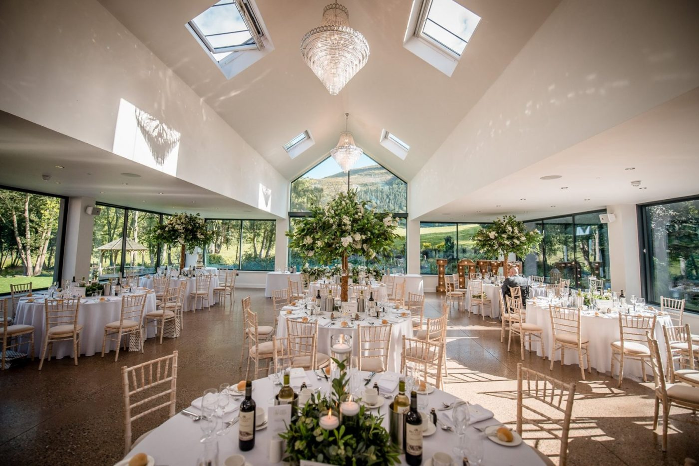 Tyn Dwr Hall Wedding Venue