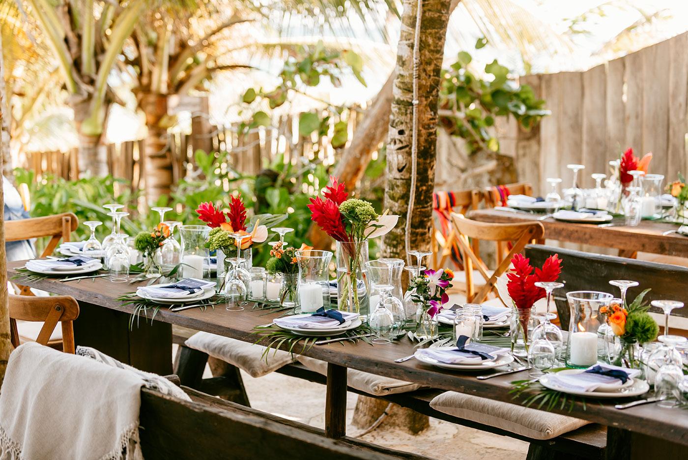 NEST Tulum Wedding Venue