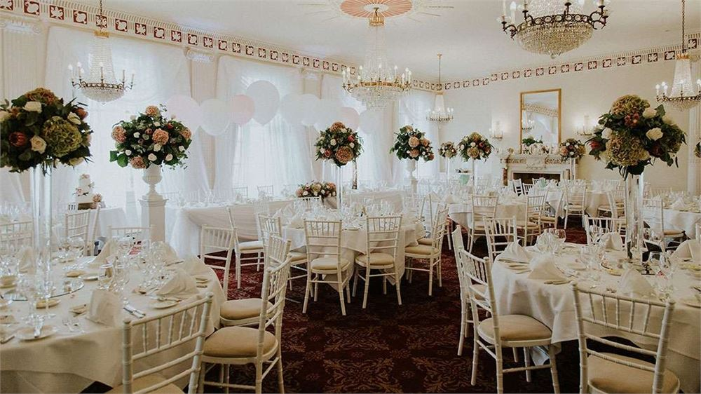 Buxted Park Hotel Wedding Venue