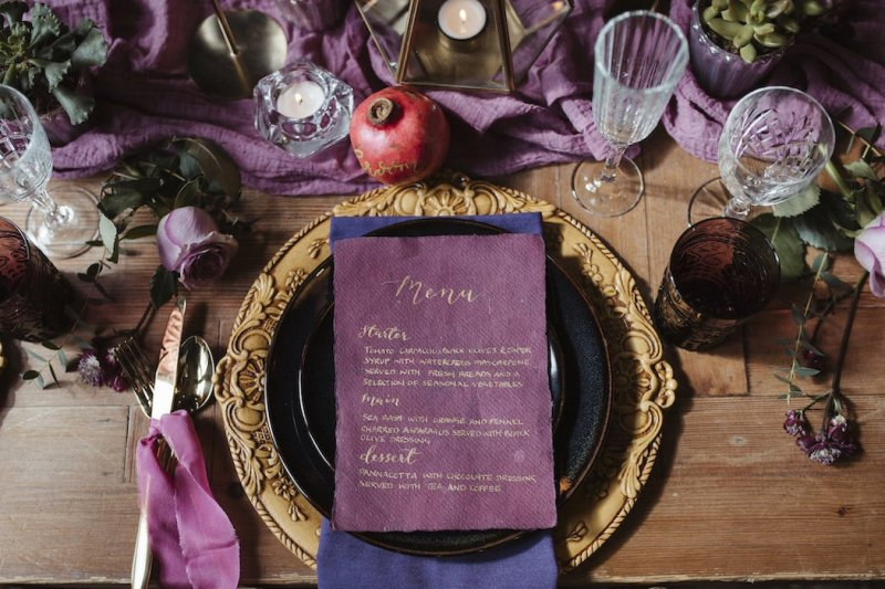 FruitofLove - tablescape