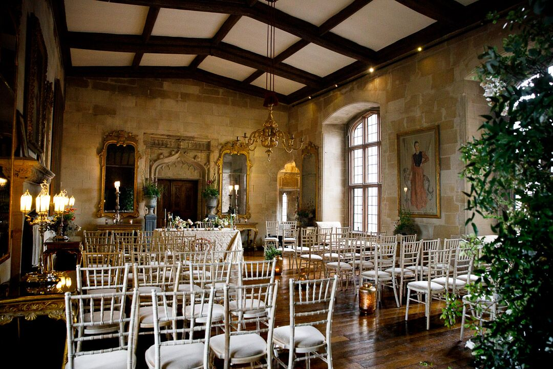 Berkeley Castle Wedding Venue
