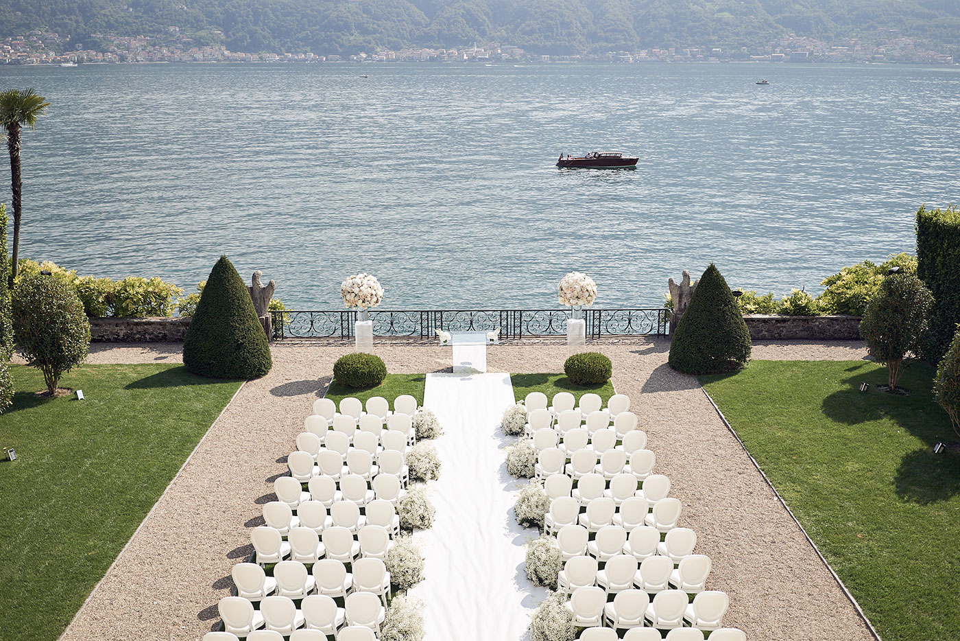 Villa Balbiano Wedding Venue