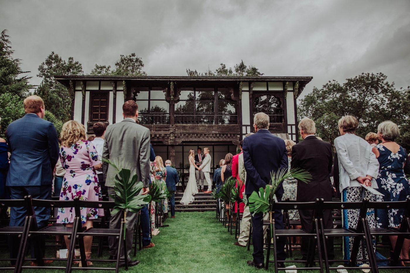Larmer Tree Wedding Venue