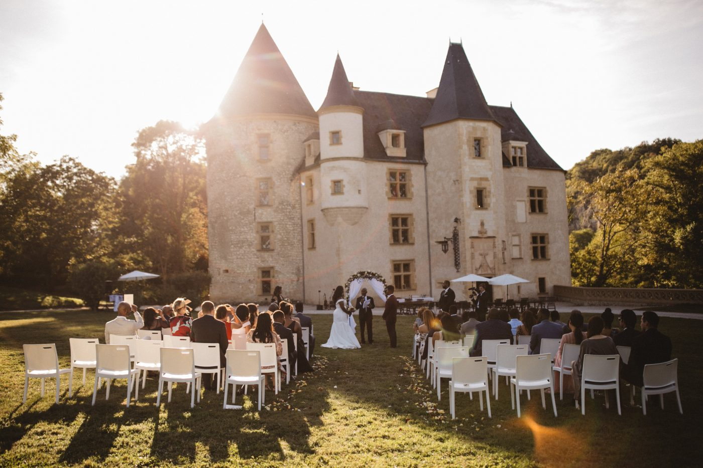 Chateau de Saint-Martory Wedding Venue