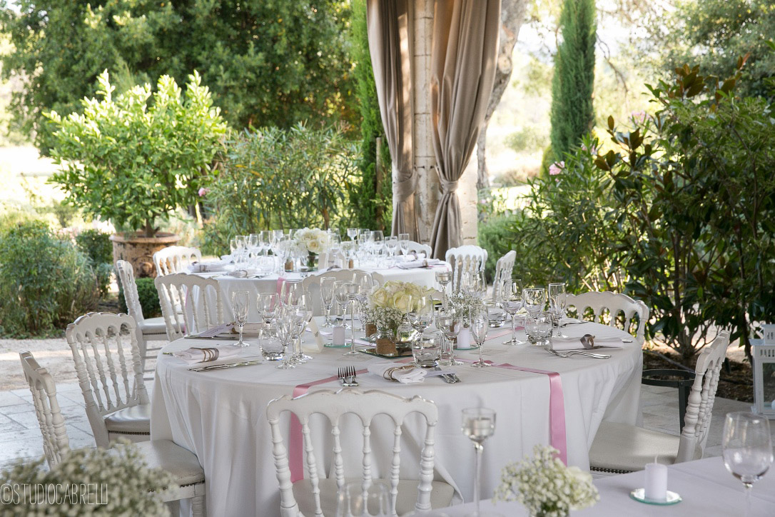 Le Mas de la Rose Wedding Venue