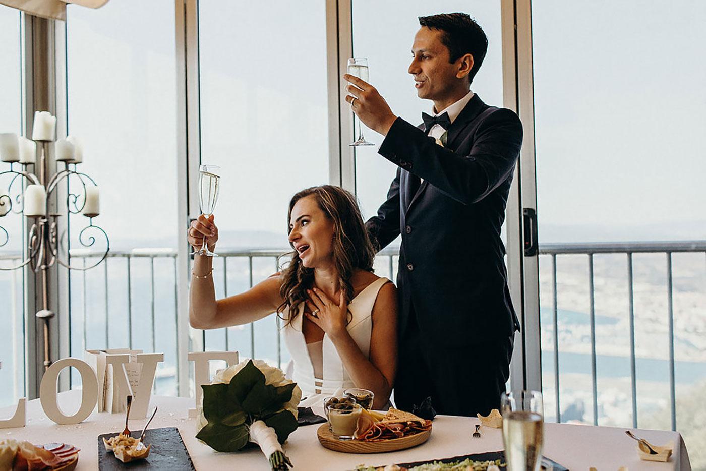 Mons Calpe Suite Wedding Venue