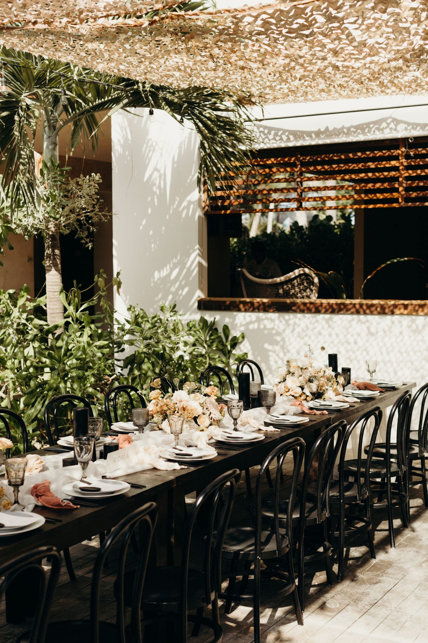 Mina Tulum Wedding Venue