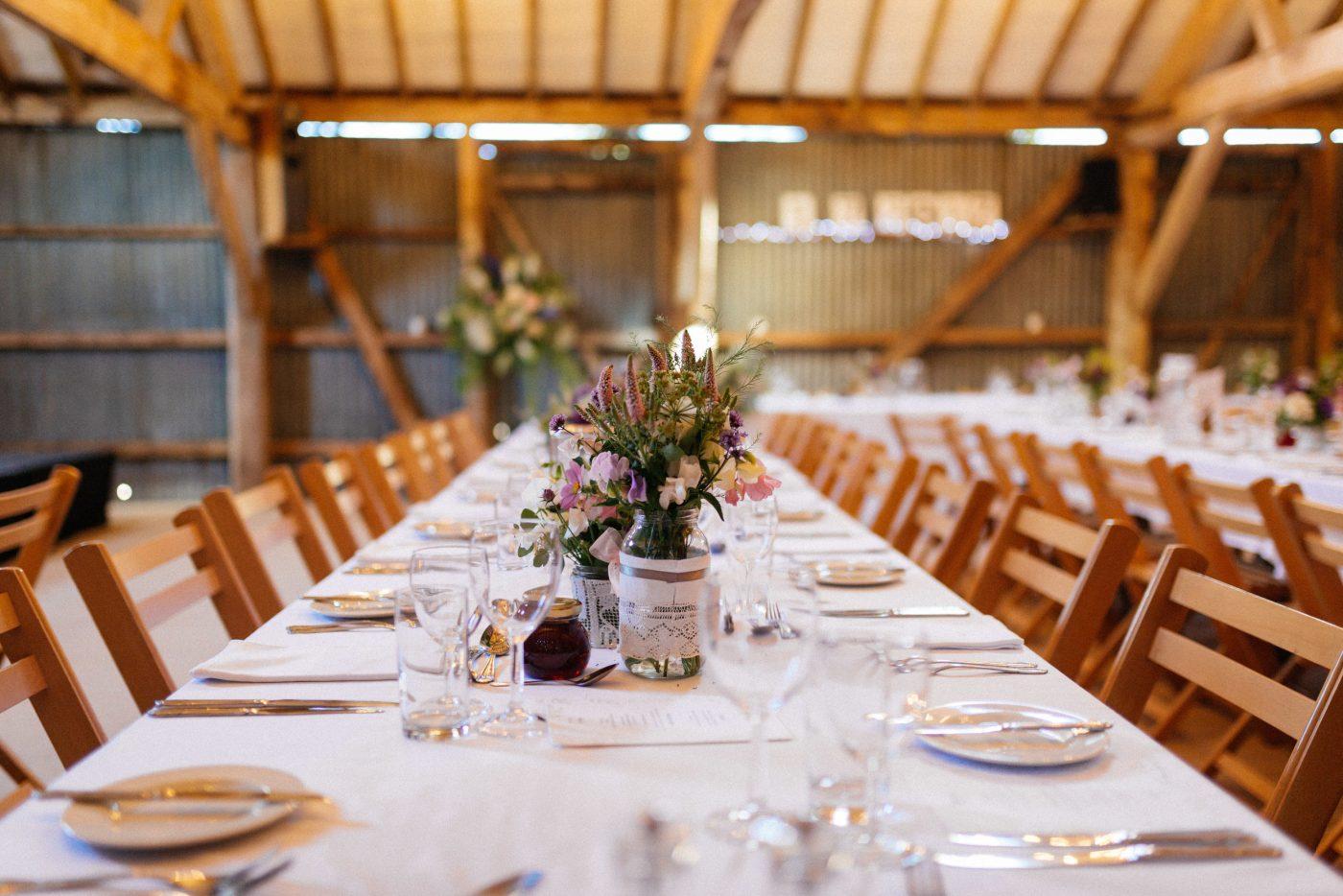 The Haybarn Wedding Venue