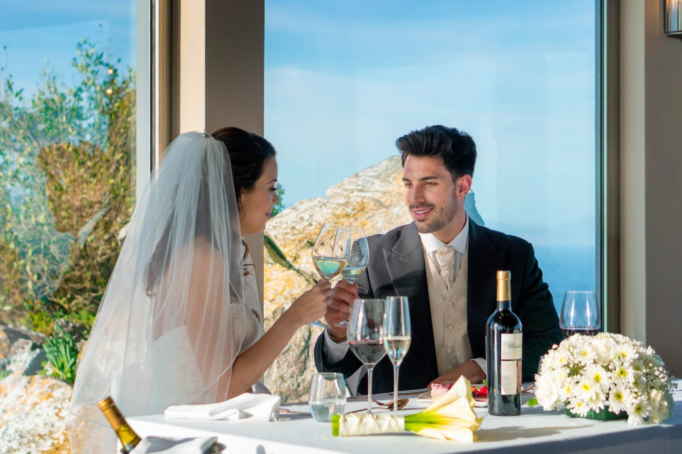 Mons Calpe Suite Wedding Venue