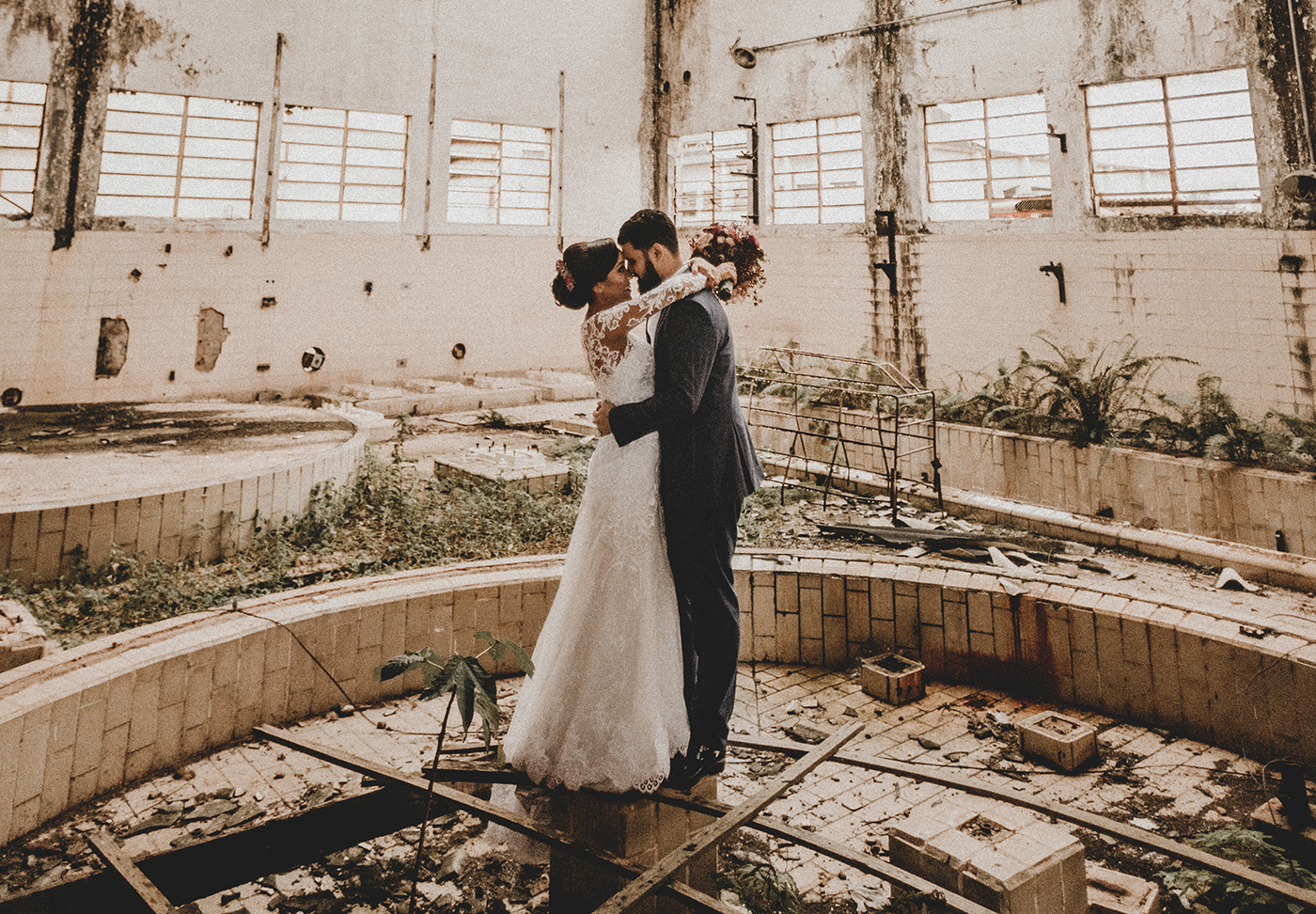 7 Epic Industrial Wedding Venues in the UK