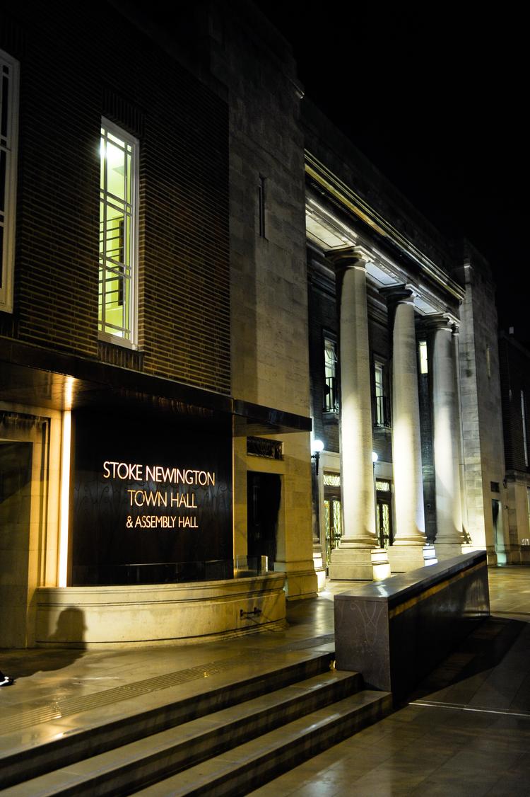 Stoke Newington Town Hall Wedding Venue
