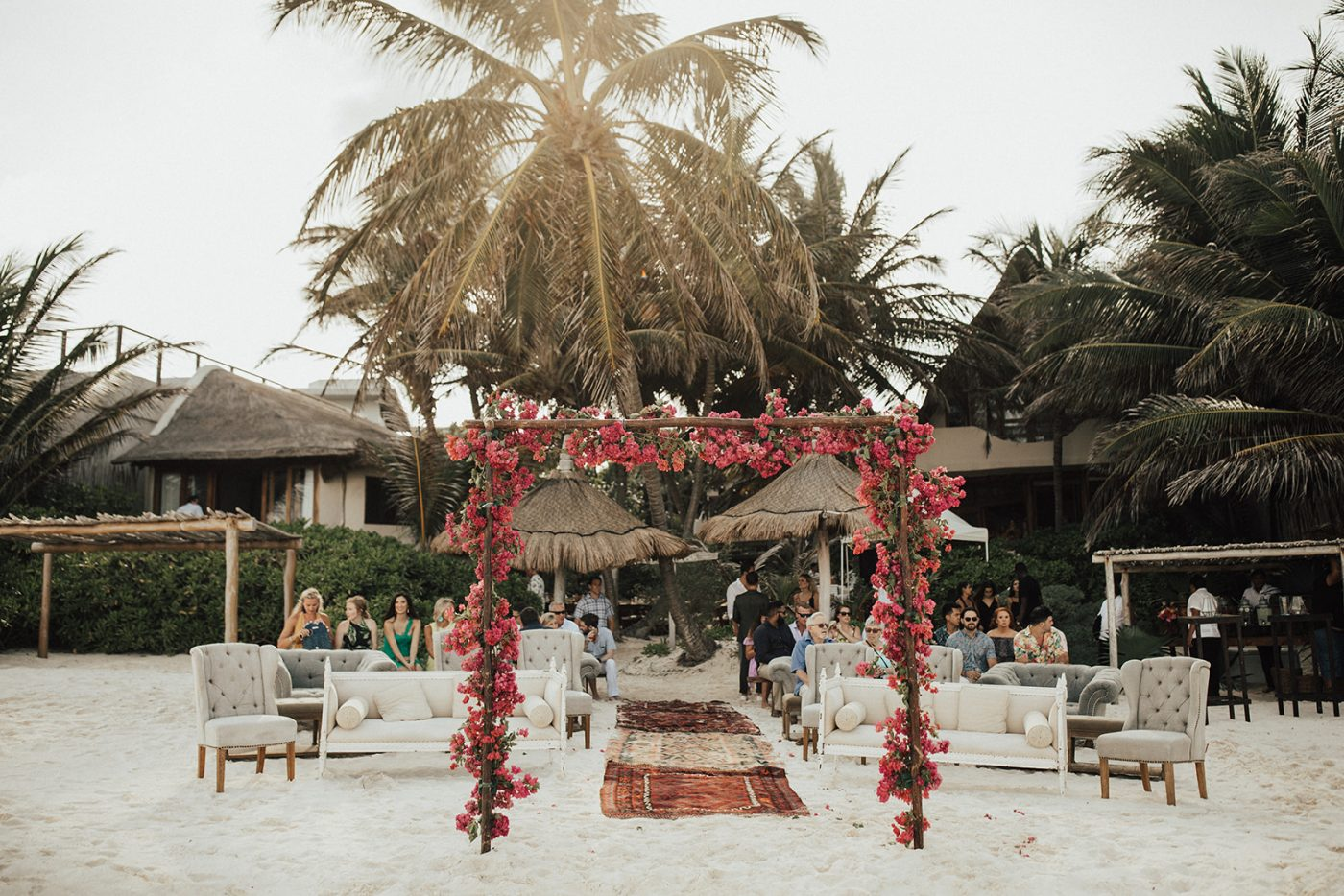 Mahayana Tulum Wedding Venue