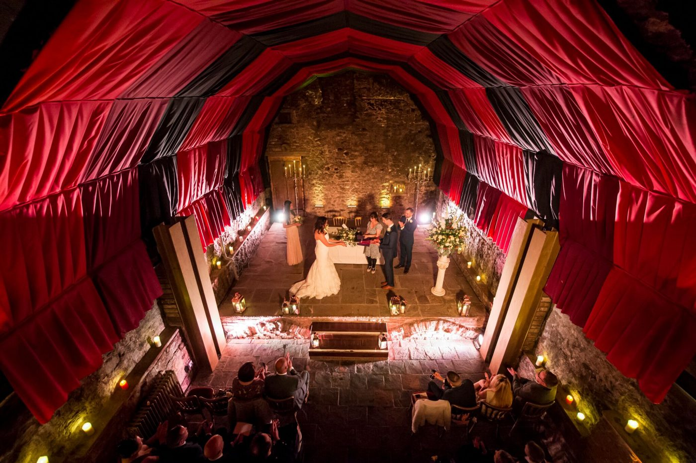 Unusual Venues of Edinburgh Wedding Venue