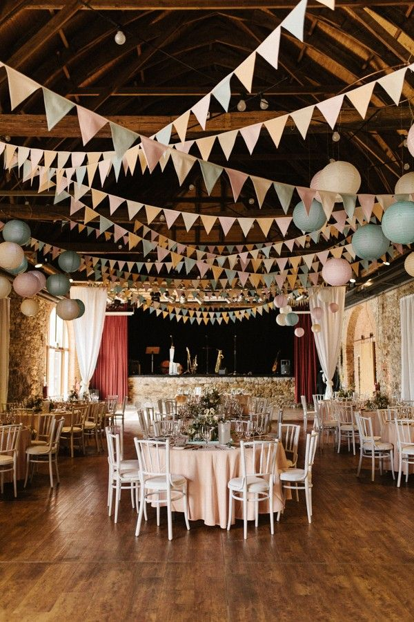 Barn Wedding Bunting